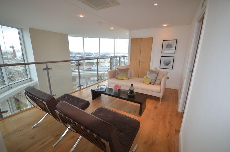 Apartment Mezzanine Floor : Bedroom apartment to rent in penthouse angel lane
