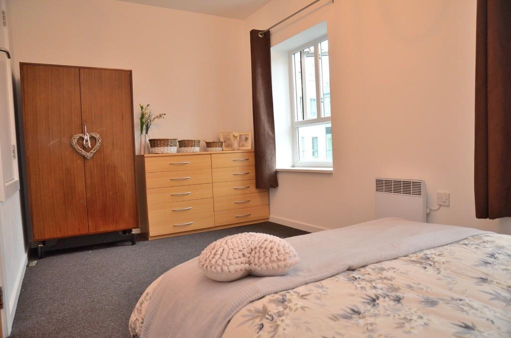 Bedroom 2 space