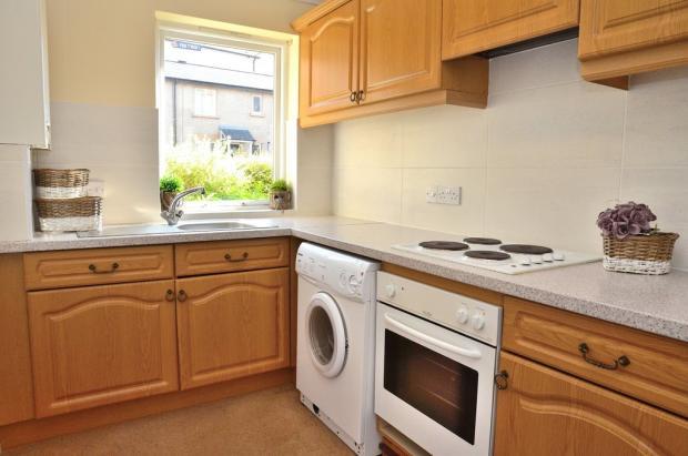 Kitchen with brig...
