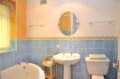 Happy bathroom