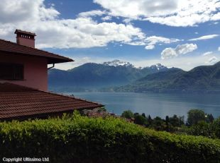 semi detached home for sale in Lombardy, Mezzegra