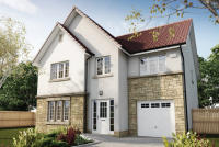5 bed new home in off Murieston Road...