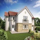 4 bed new house for sale in Murieston Park...
