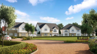 Murieston Gait by CALA Homes, Livingston
