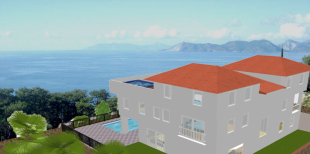 5 bed new development in Mugla, Oludeniz, Faralya