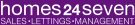 homes24seven, Barking branch logo