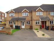 2 bed Terraced property in Rose Walk, Royston, SG8