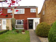 3 bed End of Terrace property in Chilcourt, Royston, SG8