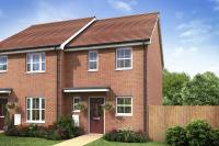 2 bed new property for sale in Brandon Road, Swaffham...