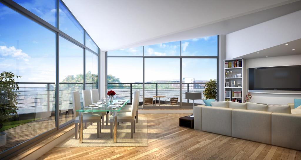 2 bedroom flat for sale in atollo, pilgrimage street, borough
