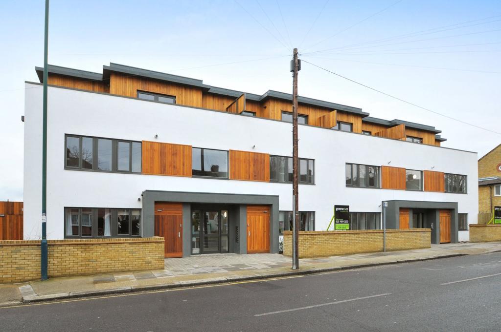 3 Bedroom Flat For Sale In Claridge House 91 95 Mortimer