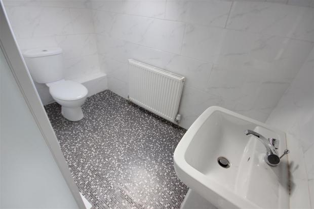 Second Floor Shower