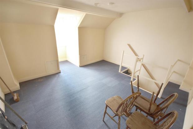 Bedroom Two (Attic)