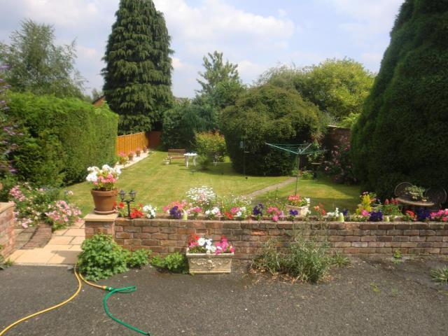 Good size garden