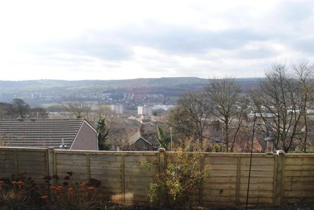 Views over the Aire Valley