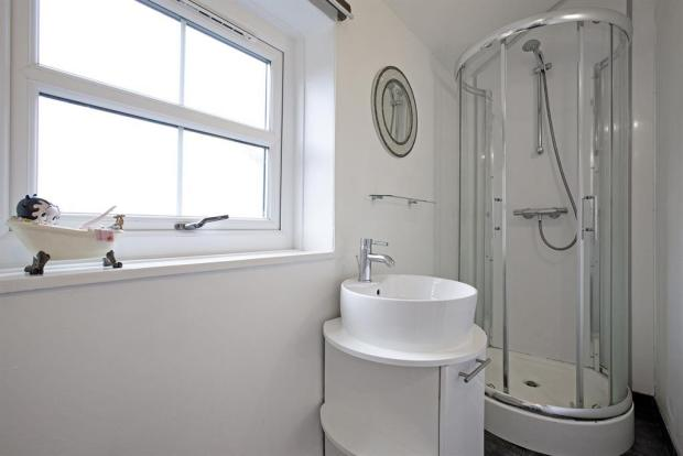 Annexe En-Suite Shower Room