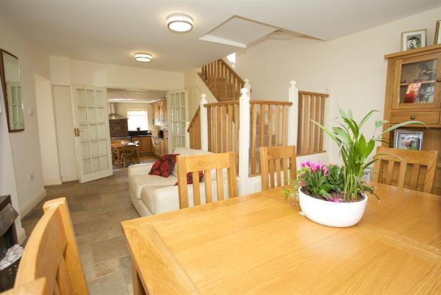 Dining -  sitting room