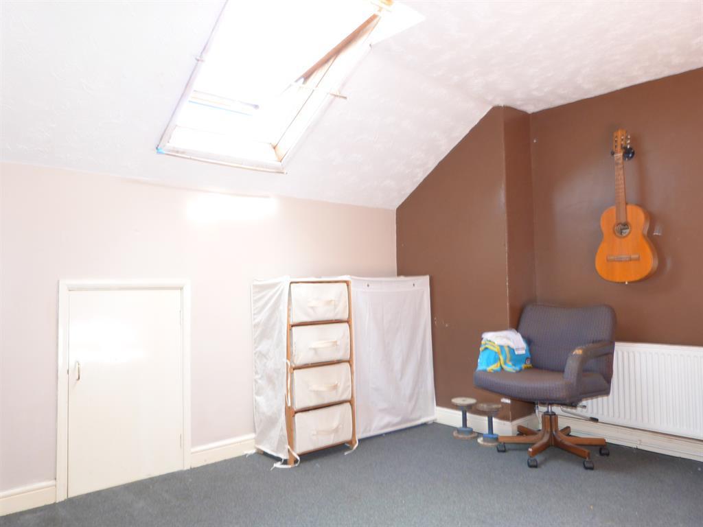 Attic Bedroom Image Two