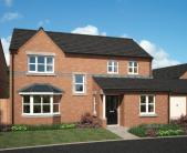 4 bed new house in Thurgaton Way, Newton...