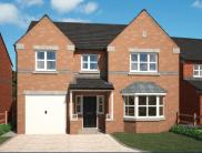4 bedroom new house in Thurgaton Way, Newton...