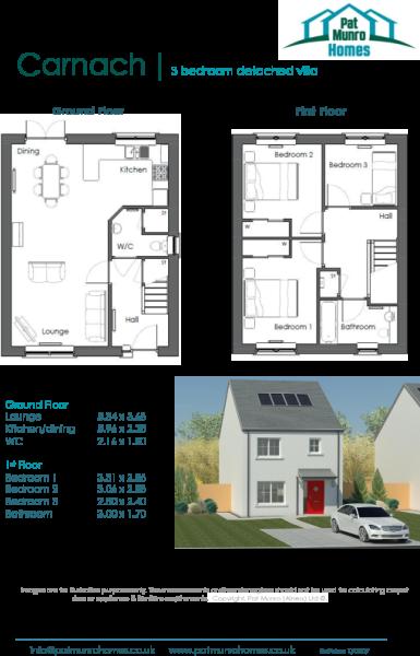 Carnach Floorplan