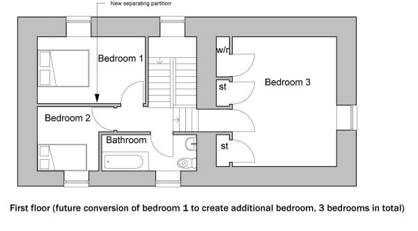 Bed 3 Option