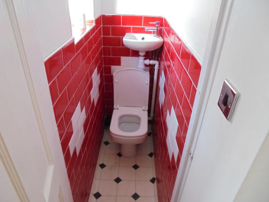Attched Toilet
