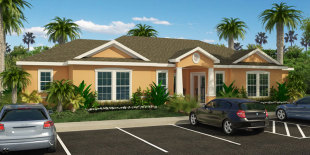 2 bed new development in Florida, Lake County...