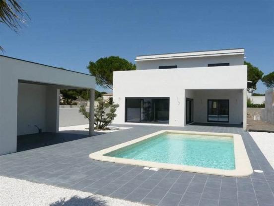 Superb modern villa