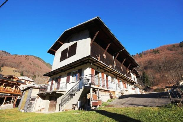 Chalet to renovate