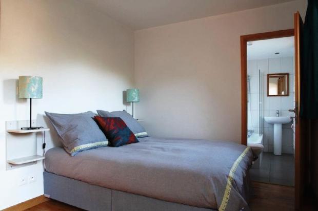 A guest suite