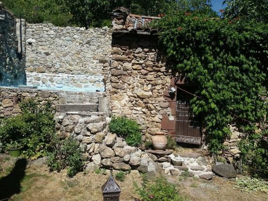 Stone house for...