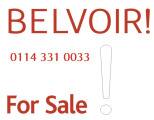 Belvoir!, Sheffield - Sales