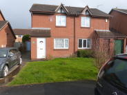 semi detached property in Ebsay Drive, York