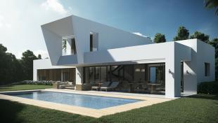 Villa in Estepona, Andalucia...