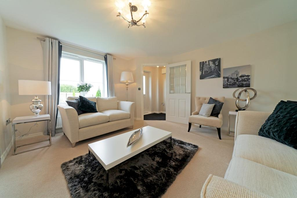 3 bedroom semi detached house for sale in woodside chase off catterick road colburn north