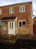 End of Terrace property in Spencer Close, Saxilby...