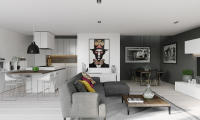 new development for sale in One Ellesmere Street...