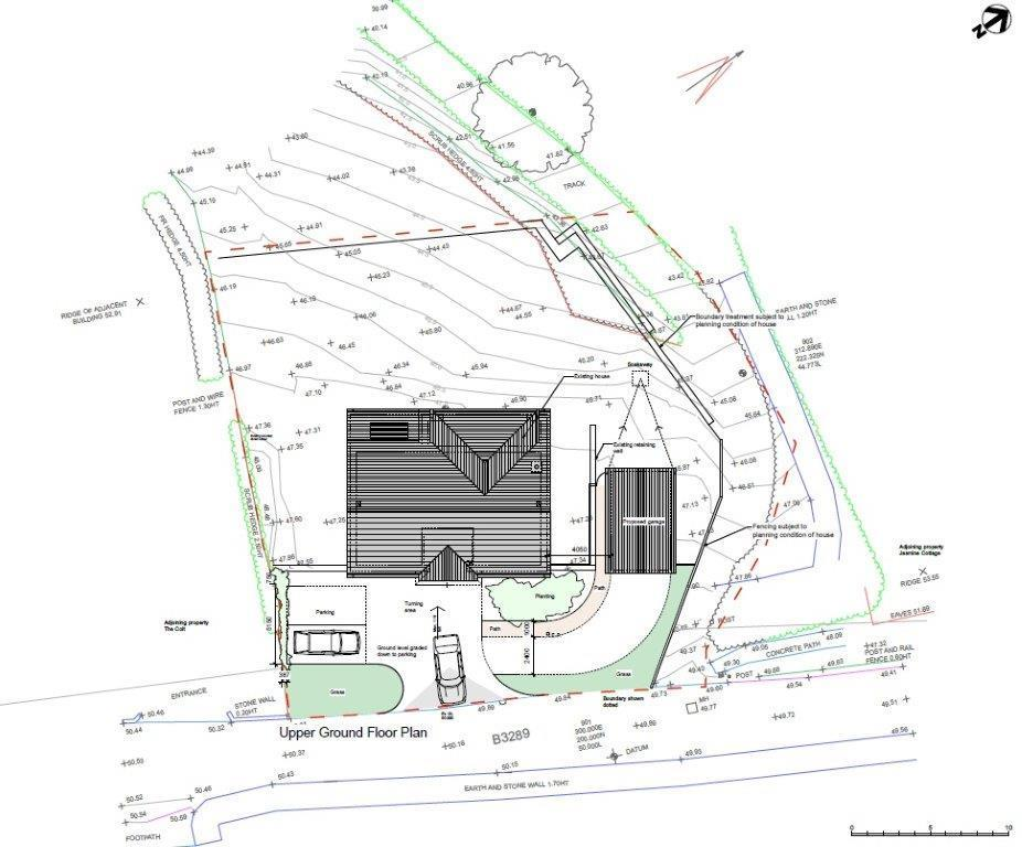 new plan with garage