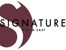Signature By Mark Small, Jesmond logo