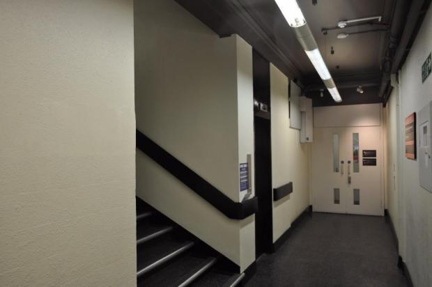 Lift lobby/stairwell