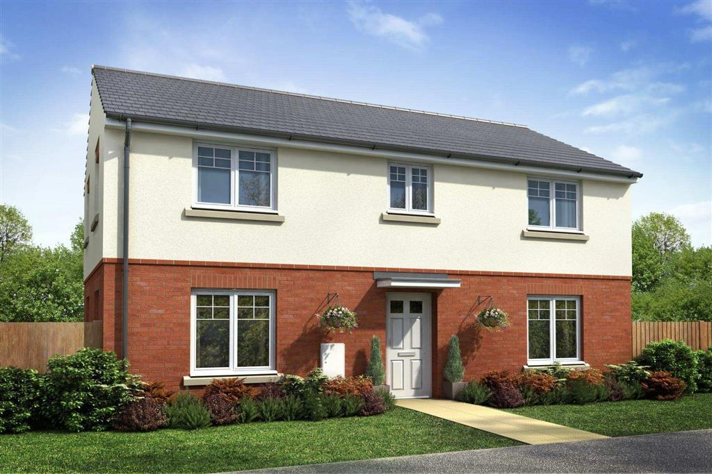 Artists impression of a typical Kentdale home