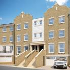 new development for sale in Beechcroft Close...