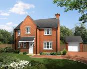 new house in Bloxsome Close, Coleford...
