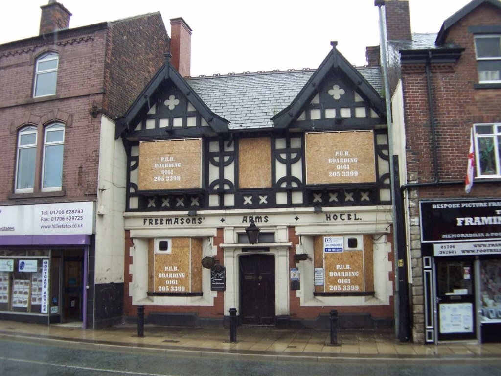 Commercial Property For Sale Heywood Lancashire