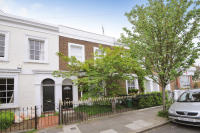 Cottage to rent in Perrers Road, London, W6