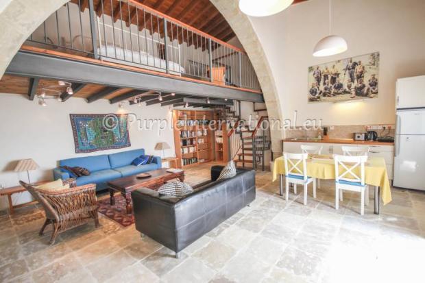 Apt 1 Living Space