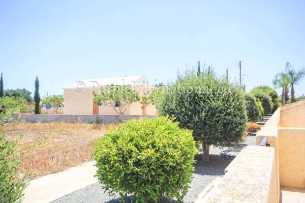 green area
