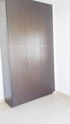 fitted wardrobes in both bedrooms