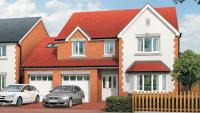 4 bedroom new property for sale in Auberrow Road...